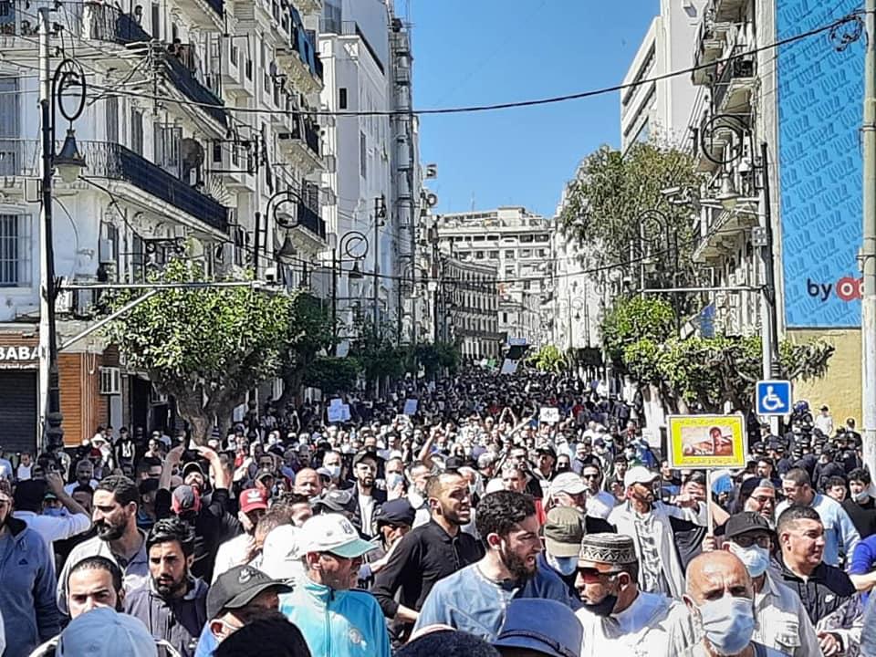 Urgent : la marche ''Casbah-Bab El Oued'' change d'itinéraire