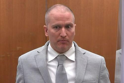 Derek Chauvin condamné à 22 ans et demi de prison pour le meurtre de George Floyd