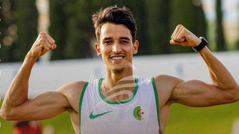 Athlétisme : Yasser Mohamed Tahar Triki décroche le quatrième titre Arabe