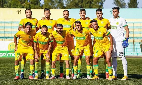 Coupe de la Ligue d'Algérie : la JSK affrontera le NC Magra en finale
