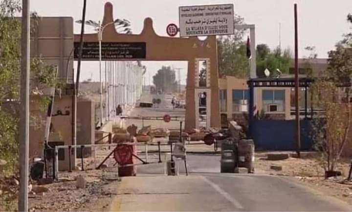 Un expert décrypte l'acte hostile de Haftar à la frontière algéro-libyenne