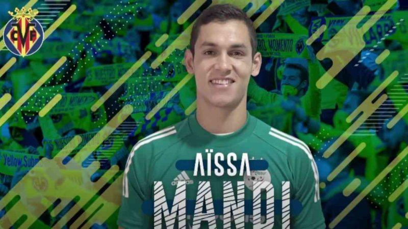 Mercato : Aissa Mandi signe au Villarréal