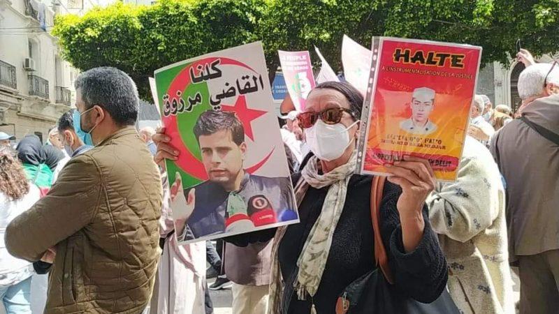 Fatiha Briki, héroïne tranquille du « déni de solidarité » avec les détenus du Hirak (blog de Ihsane El Kadi)