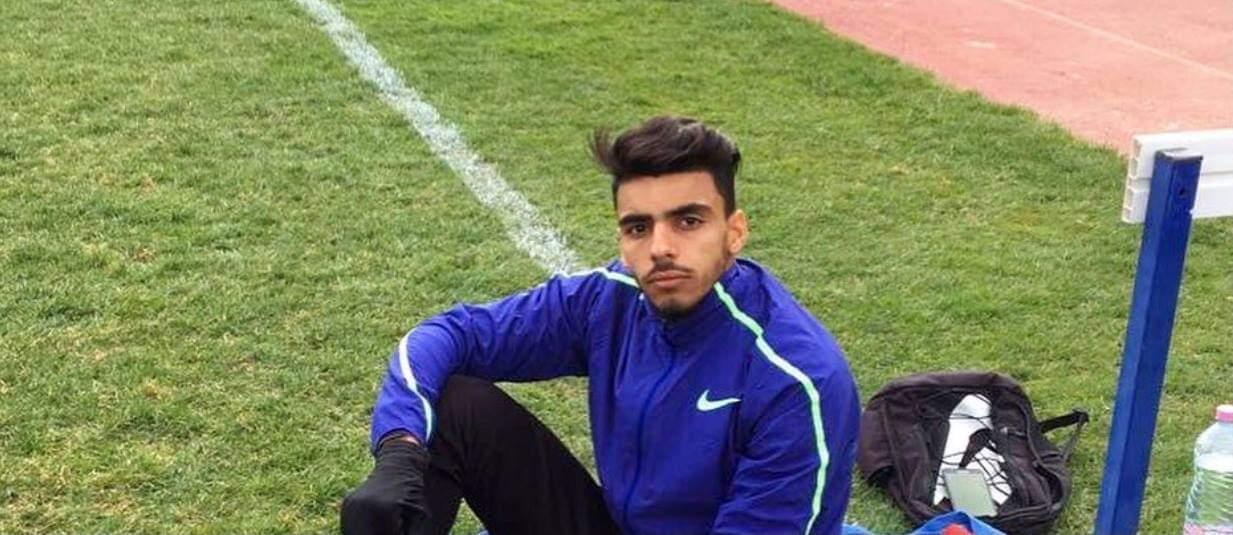 Quand Mohamed Gouaned réalise «la révolution du sourire» dans l'athlétisme (Portait)