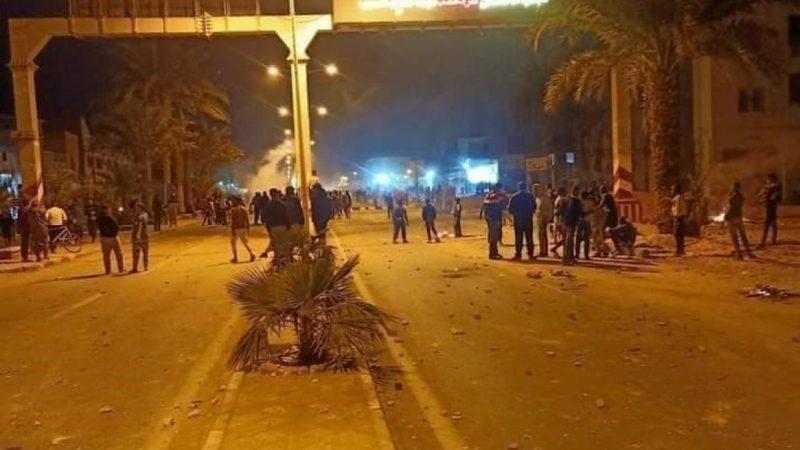 احتجاجات ورقلة: هذا ما قرّرته رئاسة الجمهورية