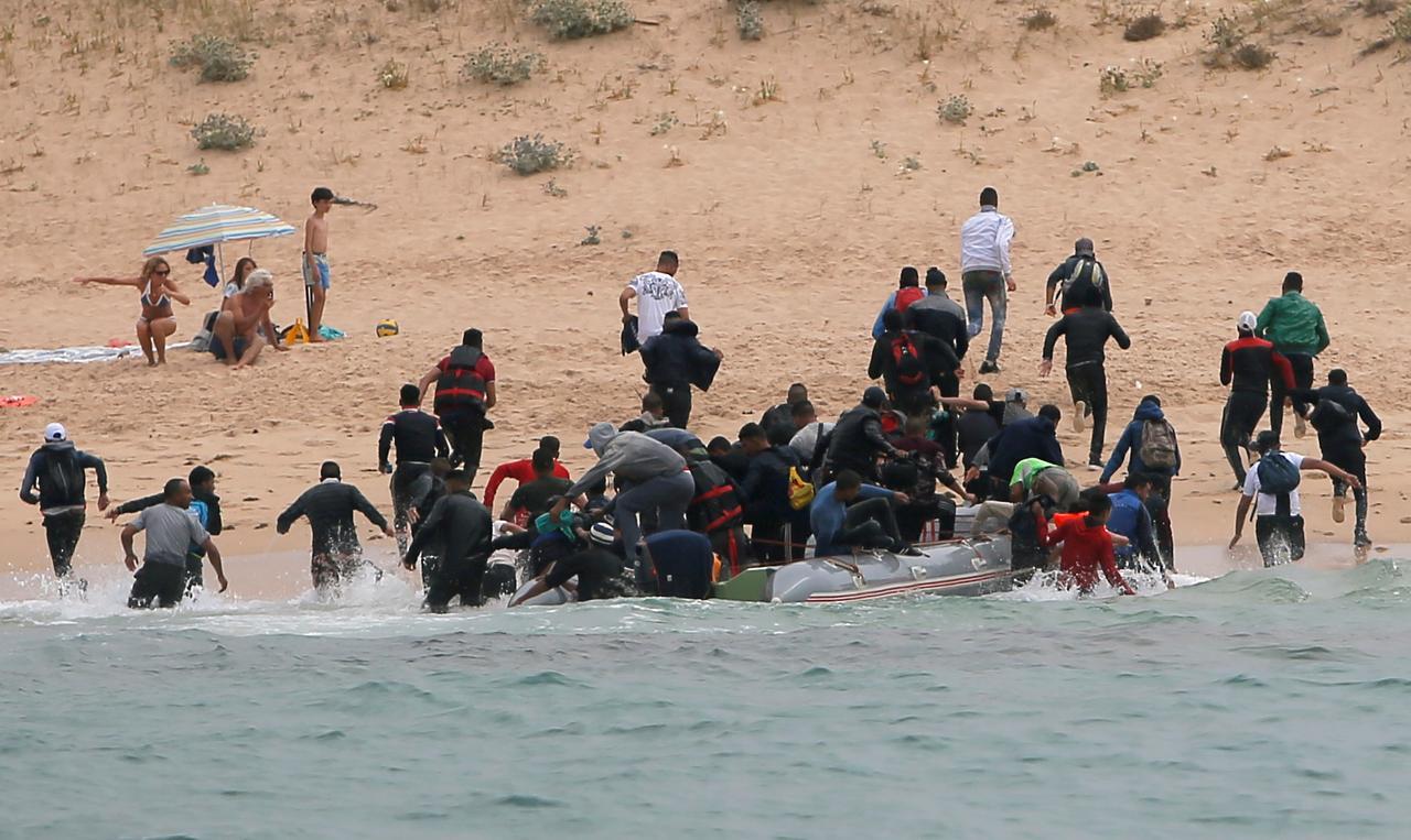 بالأرقام… حصيلة غير مسبوقة لتوافد «الحراقة» الجزائريين على سواحل اسبانيا