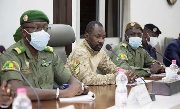 Mali : tentative d'assassinat contre le président de transition Assimi Goïta