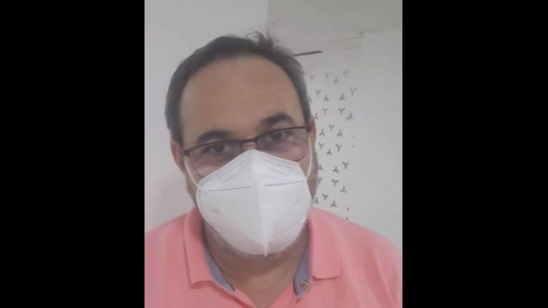 عدد الإصابات الحقيقي و نقص الأكسجين: صرخة الأطباء (فيديو)