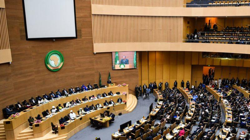 إسرائيل عضو مراقب في الاتحاد الإفريقي