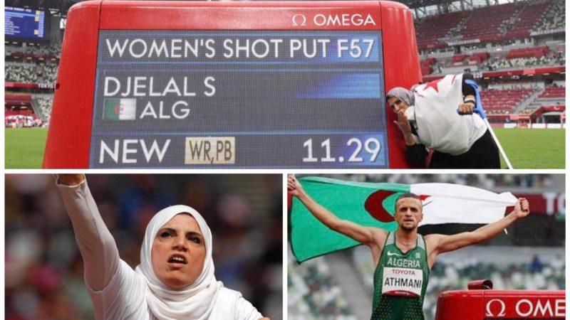 Jeux paralympiques : voilà comment j'ai vécu les trois médailles et les deux records en 12 heures (Blog)