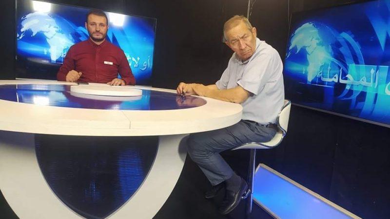 الصحفي بوفليح يكشف سبب استقالته من قناة «السلام» ومضمون تصريحات محامي بوتفليقة (حوار)