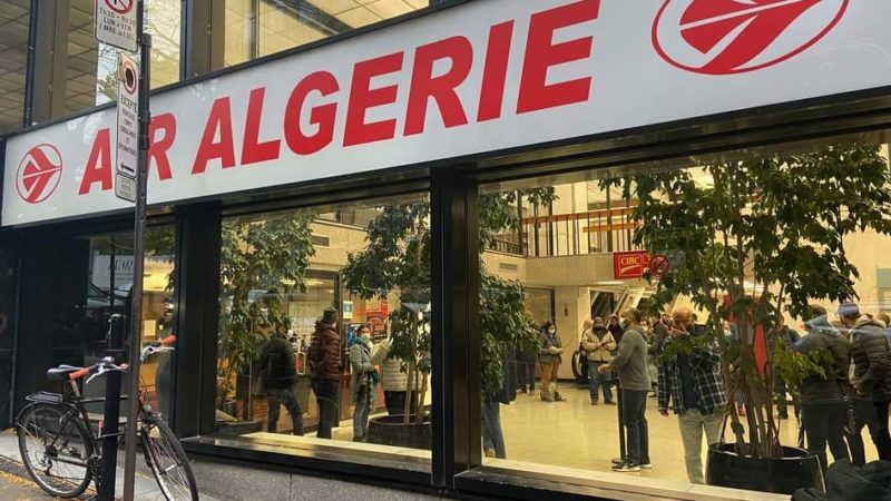 Reprise des vols directs d'Air Algérie : à Montréal, les billets appartiennent à celles et ceux qui se lèvent tôt !
