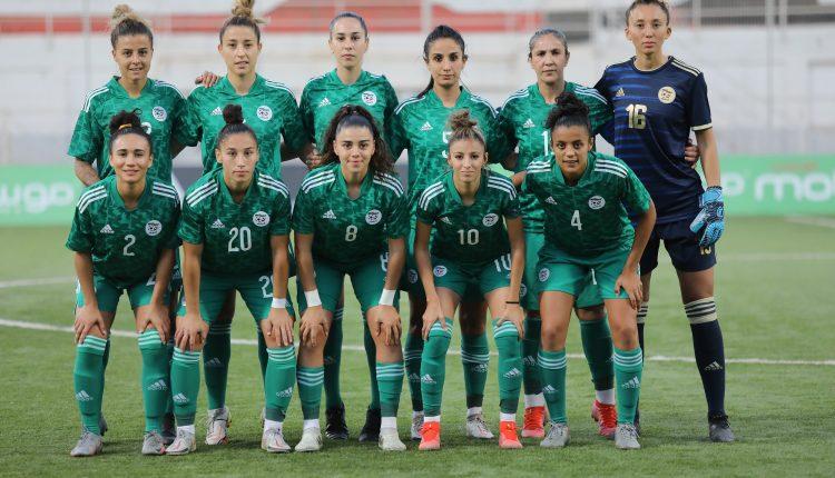 تصفيات كأس افريقيا 2022: سيدات الجزائر يفُزن بـ 14 هدف مقابل 0 أمام السودان