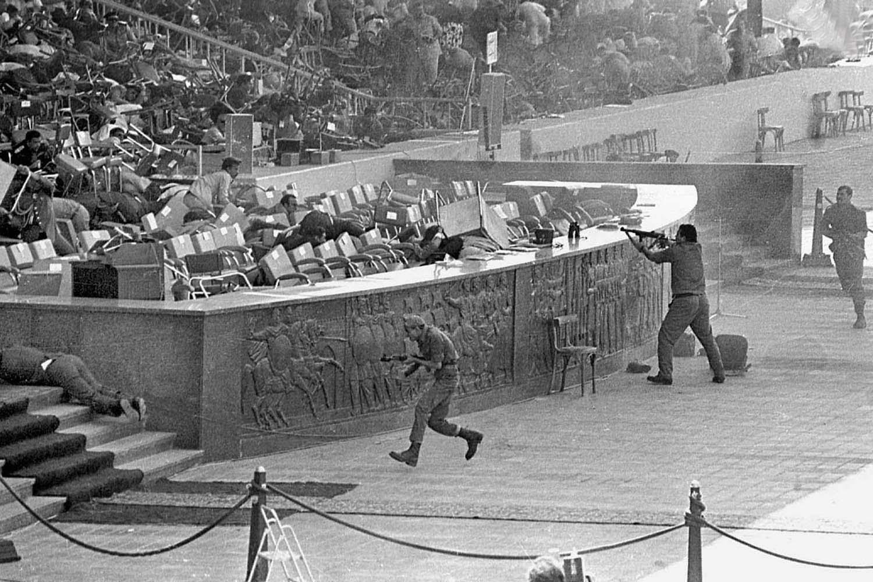 Le président égyptien Sadate devait le faire avant son assassinat, le 6 octobre 1981