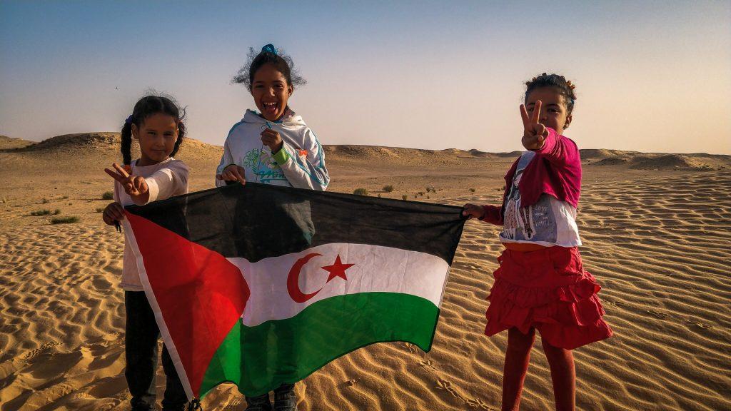 أربعون الف طفل بمخيمات اللاجئين بتندوف يلتحقون بالمدارس