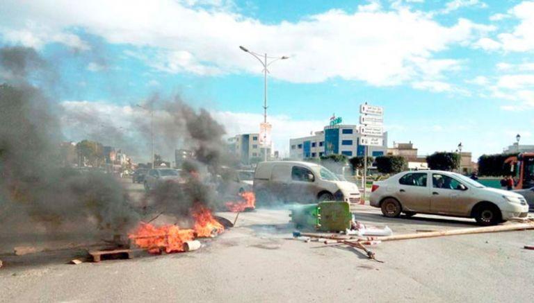 وهران: أحداث شغب عقب الإعلان عن قائمة 500 وحدة سكنية بالعنصر