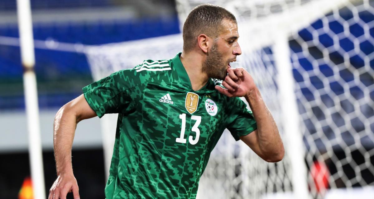 Football : une Algérie poussive écrase un Niger courageux 6 buts à 1…Dans un champ de patates !