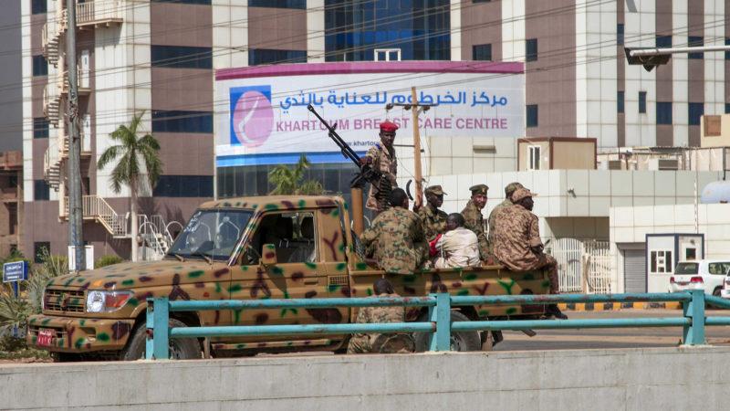 انقلاب السودان : بيان الخارجية الجزائرية و موقف الأمم المتحدة